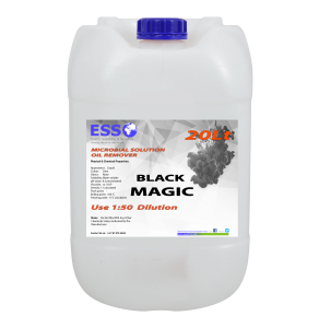 Black Magic Microbial Oil Remover