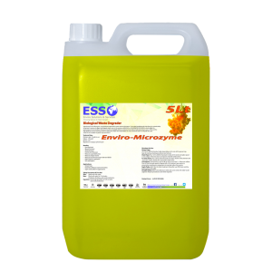 Microbial Drain Cleaner